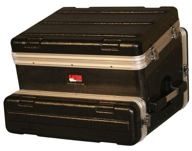 Рэковый шкаф и кейс Gator GRC-8X2