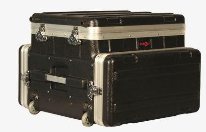 Рэковый шкаф и кейс Gator GRC-STUDIO4GO-W