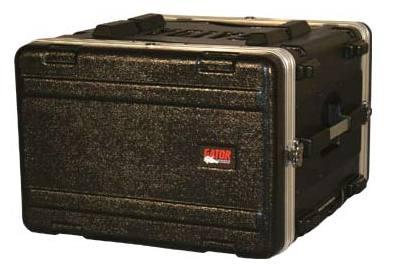 Рэковый шкаф и кейс Gator GRR-6L рэковый шкаф и кейс samson srk12