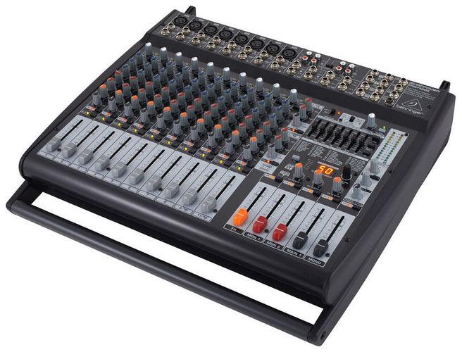 Микшер с усилением Behringer PMP4000 цифровой микшерный пульт behringer x32 producer