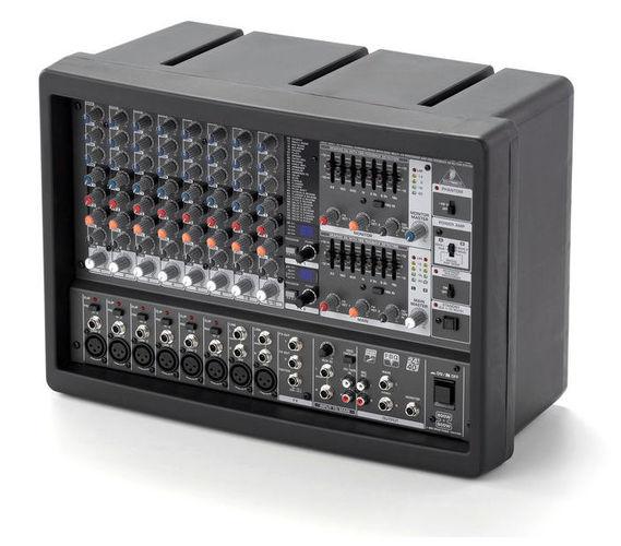 Микшер с усилением Behringer PMP1680S цифровой микшерный пульт behringer x32 producer