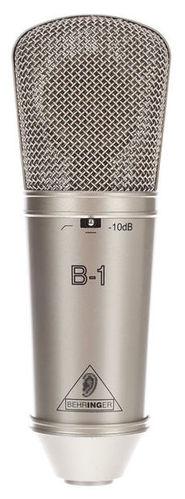 Микрофон с большой мембраной для студии Behringer B-1 студийный микрофон behringer b 5