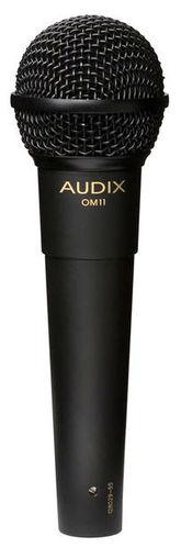 Динамический микрофон AUDIX OM11 универсальный инструментальный микрофон audix fireball