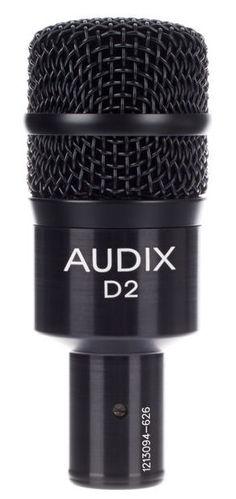 Микрофон для ударных инструментов AUDIX D2 универсальный инструментальный микрофон audix fireball