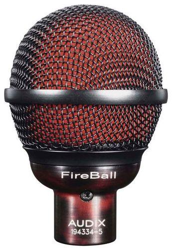 Универсальный инструментальный микрофон AUDIX fireball универсальный инструментальный микрофон audix fireball
