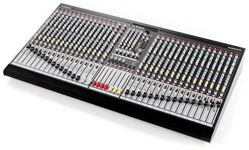32-канальный микшер Allen & Heath GL2400-32 allen lt heath xone42 украина
