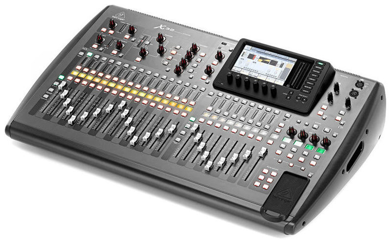 Цифровой микшер Behringer X32 behringer x32 compact