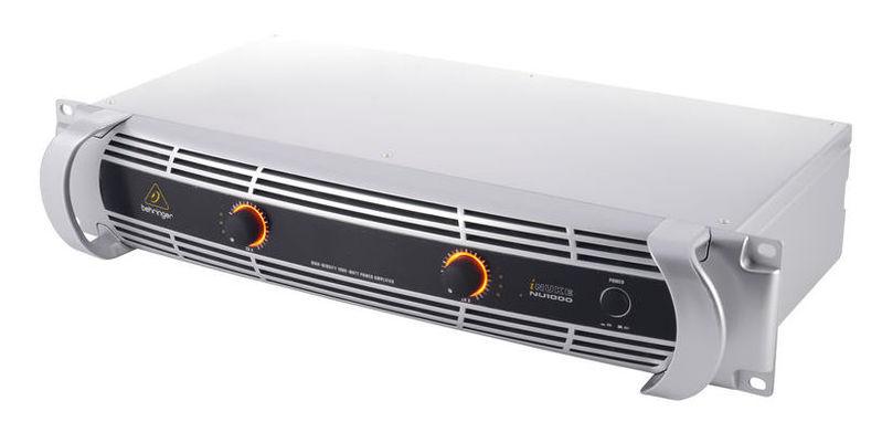 Усилитель мощности до 300 Вт (4 Ом) Behringer iNUKE NU1000 усилитель мощности до 300 вт 4 ом art sla 2