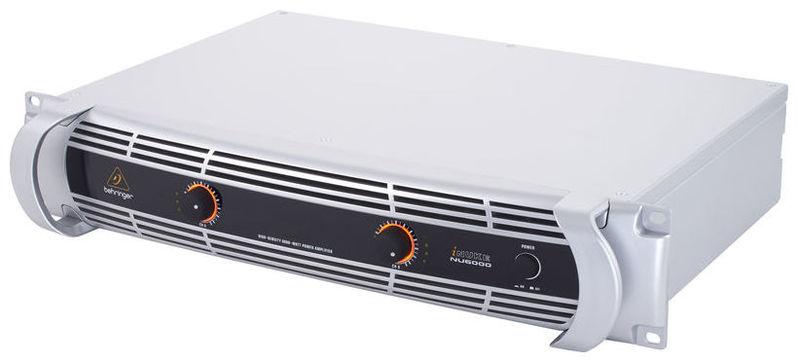 Усилитель мощности 2000 Вт и более (4 Ом) Behringer iNUKE NU6000 усилитель мощности 850 2000 вт 4 ом the t amp proline 3000