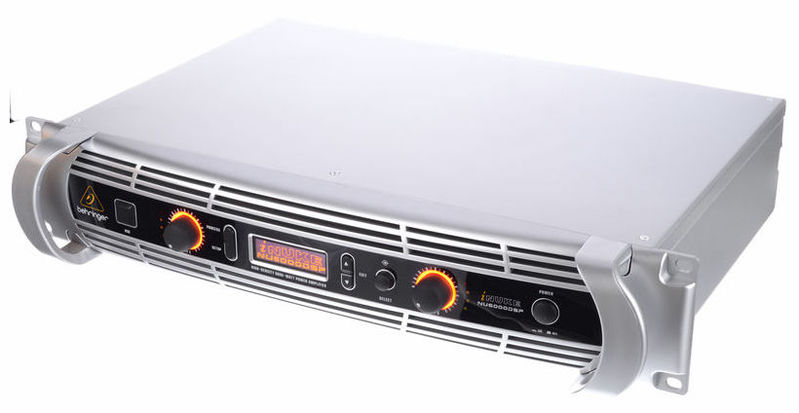 Усилитель мощности 2000 Вт и более (4 Ом) Behringer iNUKE NU6000DSP усилитель мощности 850 2000 вт 4 ом electro voice q1212