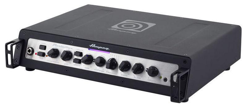 Усилитель для бас-гитары AMPEG PF-500 усилитель голова для бас гитары ampeg svt cl