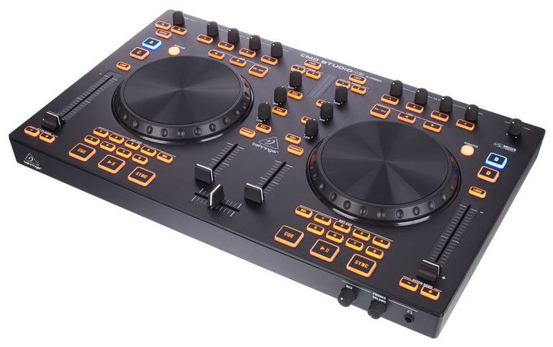 MIDI, Dj контроллер Behringer CMD STUDIO 4A купить