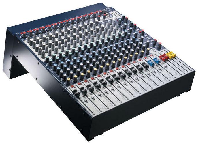 Аналоговый микшер Soundcraft GB2R-12-2 goldenberg gb 926 1 2л