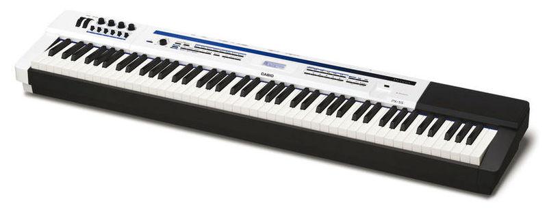 Сценическое фортепиано Casio PX-5S casio px 760bk