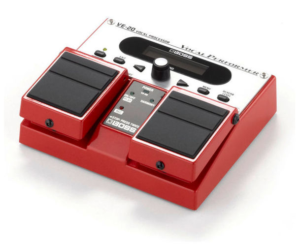 Вокальный процессор Boss VE-20 вокальный процессор boss ve 5