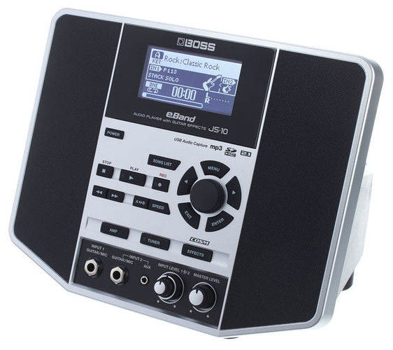 Гитарный процессор для электрогитары Boss eBand JS-10 гитарный процессор для бас гитары boss me 20b