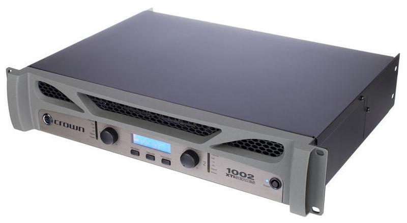 Усилитель мощности до 800 Вт (4 Ом) Crown XTi1002 усилитель мощности до 800 вт 4 ом crown xls 1002