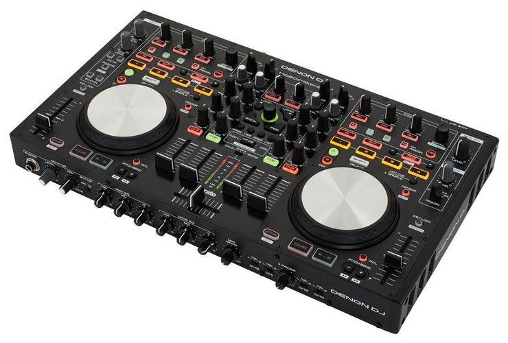 MIDI, Dj контроллер Denon MC6000Mk2