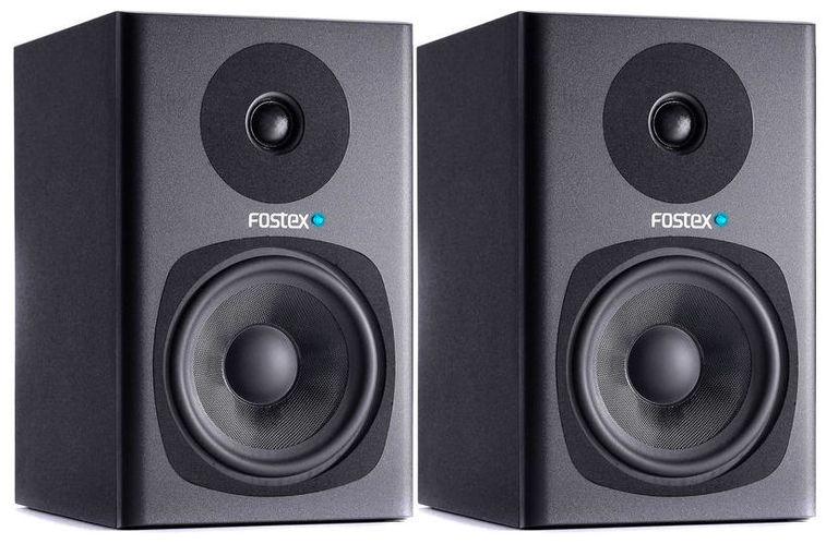 Активный студийный монитор Fostex PM0.5d BK активный студийный монитор fostex 6301nd