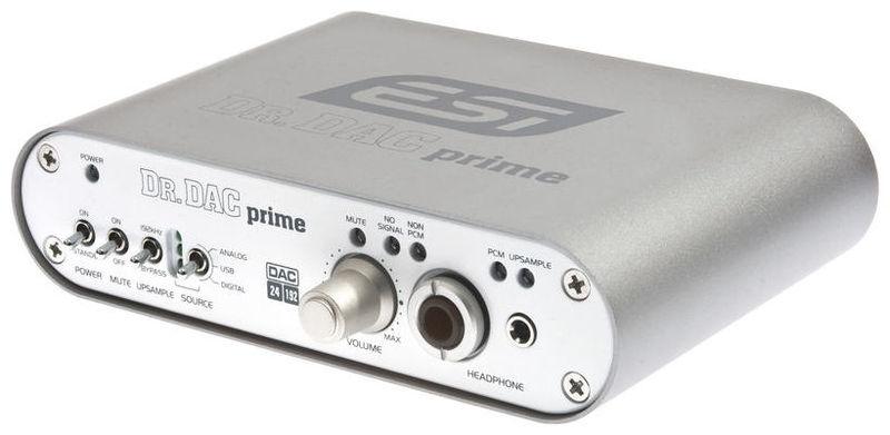 Звуковая карта внешняя ESI Audiotrak Dr.Dac Prime