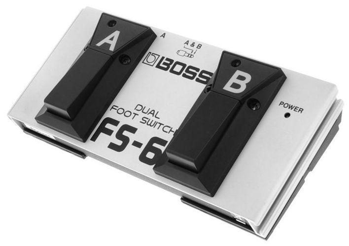 Контроллер, фут-свитч Boss FS-6 цены онлайн