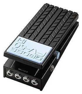 Педаль экспрессии и громкости Boss FV-50H комбо для гитары boss katana mini