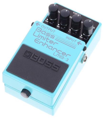 Педаль Wah Boss LMB-3 гитарный процессор для бас гитары boss me 20b