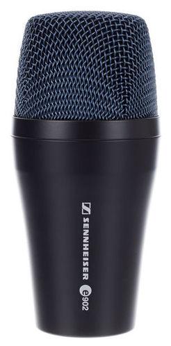 Микрофон для ударных инструментов Sennheiser E 902 микрофон для ударных инструментов akg c518m