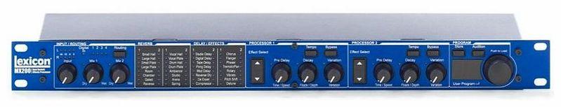 Процессор эффектов Lexicon MX200 процессор эффектов bricasti m7