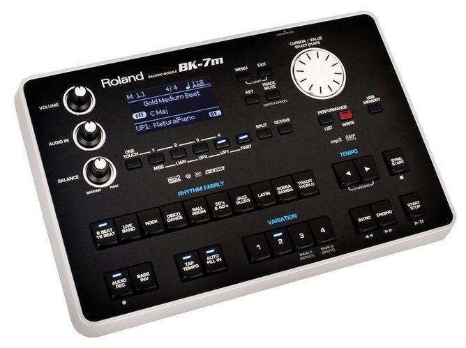Звуковой модуль Roland BK-7M внешний звуковой модуль егерь авзм без кабеля