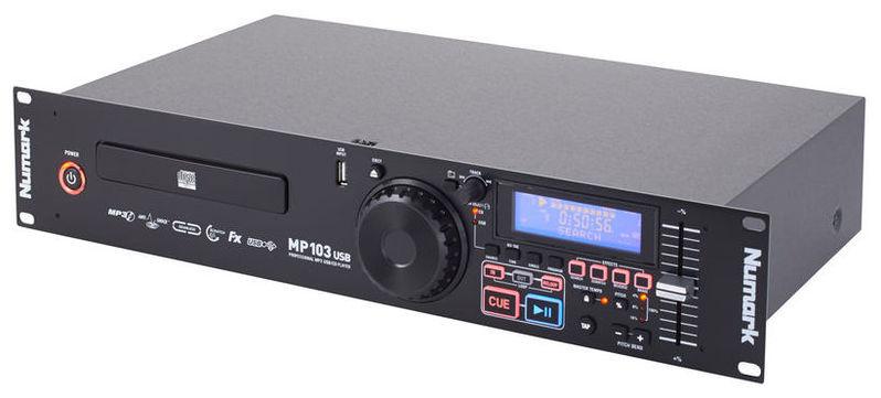 CD проигрыватель Numark MP 103 USB