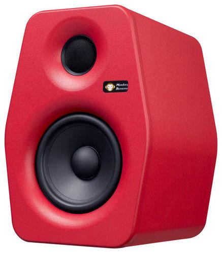 Активный студийный монитор Monkey Banana Turbo 5 Red монитор aoc 21 5 i2281fwh i2281fwh