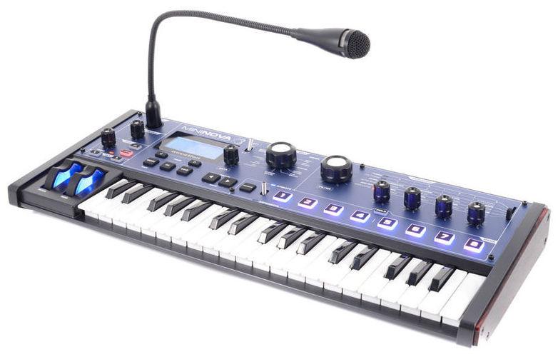 Синтезатор Novation Mininova синтезатор novation mininova