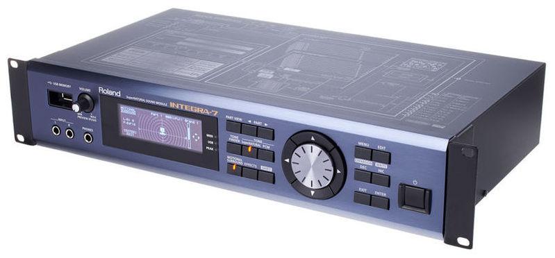 Звуковой модуль Roland INTEGRA-7 внешний звуковой модуль егерь авзм без кабеля