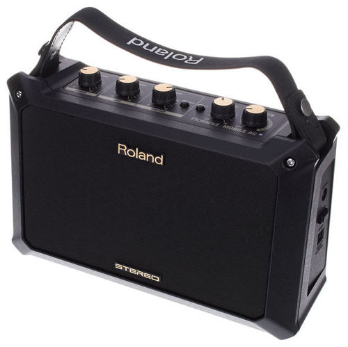 Комбо для акустической гитары Roland Mobile AC звукоусилительный комплект roland mobile ba