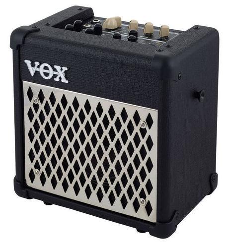 Гитарный усилитель VOX MINI5 Rhythm комбо для гитары vox mini5 rhythm iv