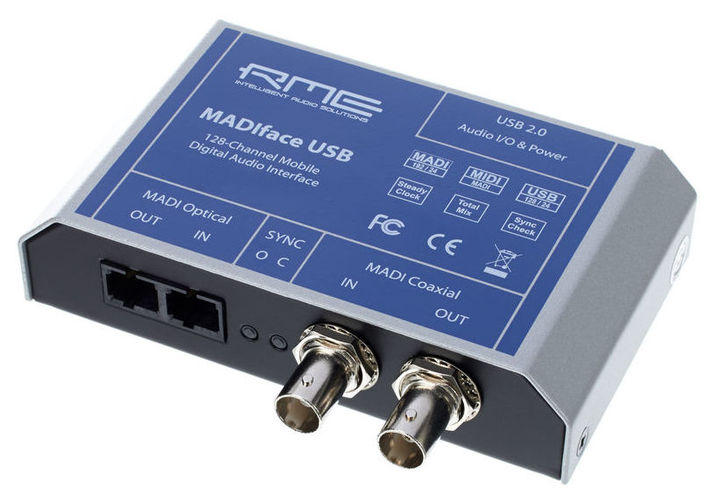 Звуковая карта внешняя RME MADIface USB купить шины yokohama advan neova