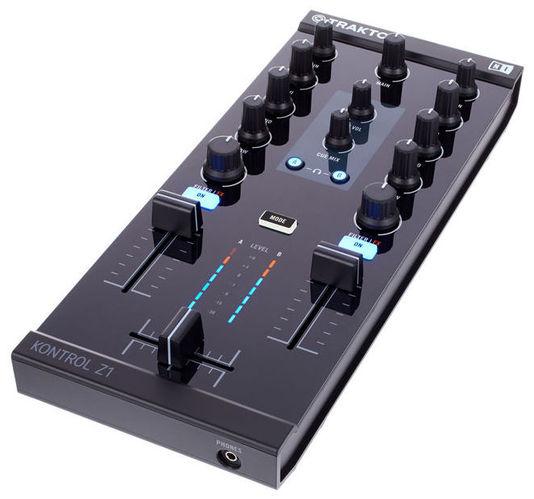 MIDI, Dj контроллер Native Instruments Traktor Kontrol Z1 кейс для диджейского оборудования thon case native traktor kontrol s4