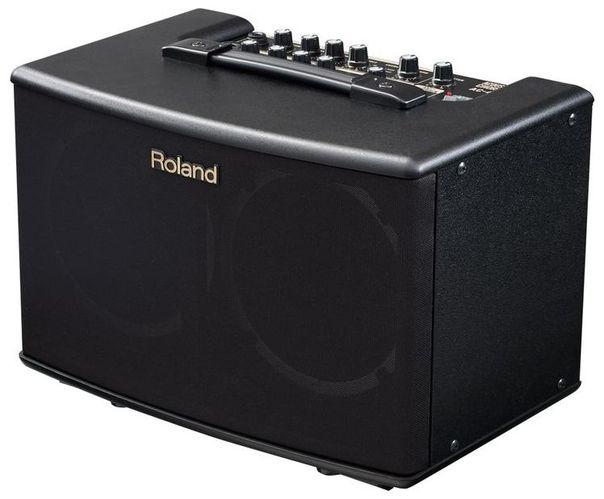 Усилитель для акустической гитар Roland AC-40 гитарный комбоусилитель roland ac 40