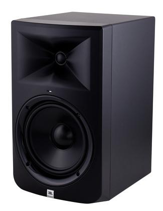 Активный студийный монитор JBL LSR 308 активный студийный монитор jbl lsr 305 white limited edition