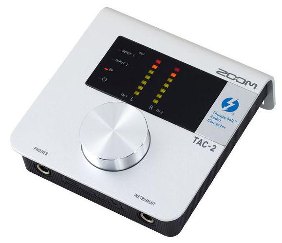 Звуковая карта внешняя Zoom TAC-2