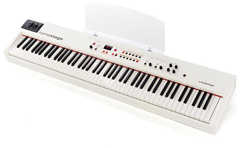 MIDI-клавиатура 88 клавиш Studiologic Numa Stage midi клавиатура 88 клавиш miditech i2 stage 88