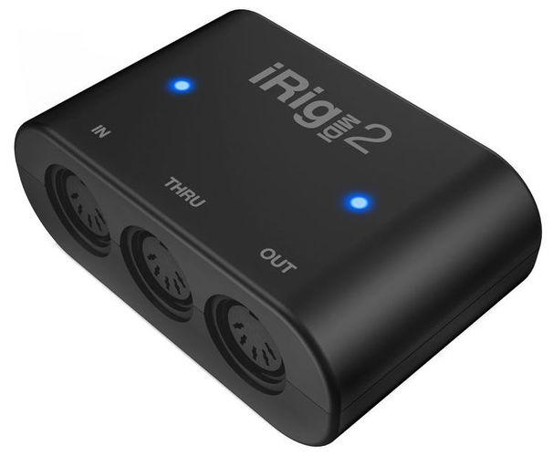 iPad/iPhone Midi интерфейс IK Multimedia iRig MIDI 2 купить биксеноновые линзы 9 го поколения