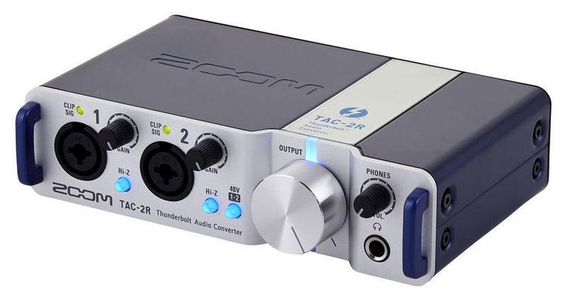 Звуковая карта внешняя Zoom TAC-2R купить шину в челябинске нокиан р17