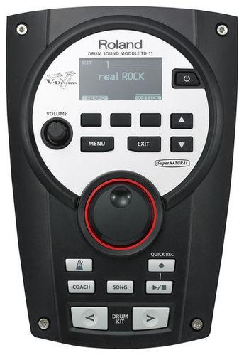 Звуковой модуль для установок Roland TD-11 внешний звуковой модуль егерь авзм без кабеля