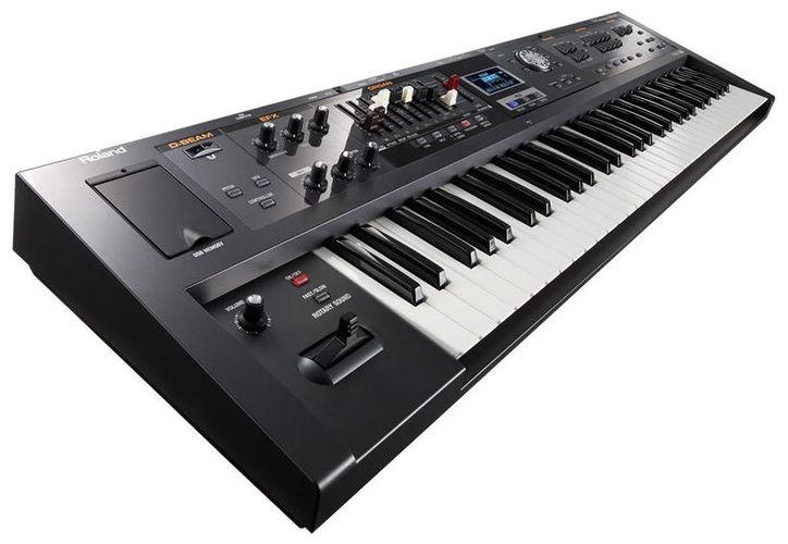 Сценическое фортепиано Roland V-Combo VR-09 roland v combo vr 09