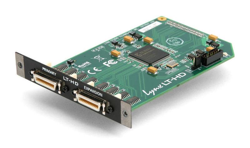 Карта расширения LynxStudio LT-HD lynxstudio cbl aout85