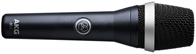 Динамический микрофон AKG D5C akg k323xsiblk