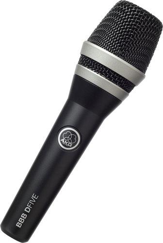 Динамический микрофон AKG BBB DFIVE микрофон для конференций akg микрофонный капсюль ck41
