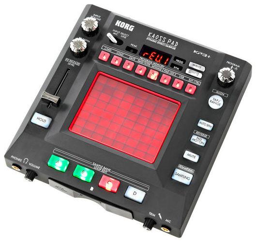 Dj процессор эффектов Korg Kaoss Pad KP3+ korg dj gb 1